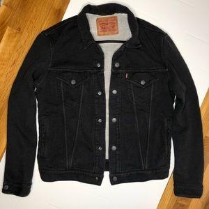 🆕 LEVI'S / soft jean jacket